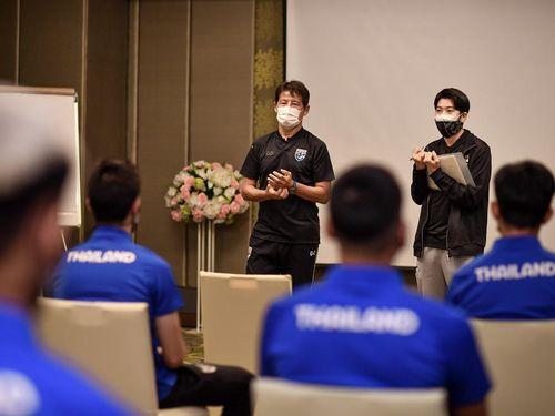 Tuyển Thái Lan: Ai chấn thương thì loại không bổ sung