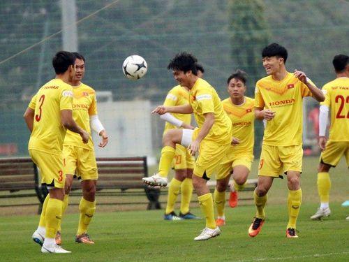 Đội tuyển Việt Nam sẽ hội quân tại Hà Nội vào ngày 10.5