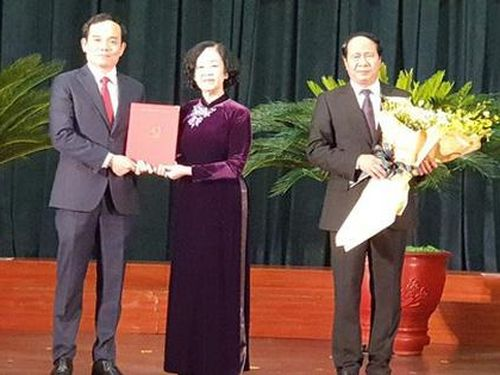 Phó Bí thư Thường trực Thành ủy TP HCM Trần Lưu Quang làm Bí thư Thành ủy Hải Phòng