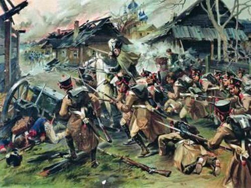 Những trận thắng rực rỡ nhất của quân đội Nga trước đại quân Napoleon