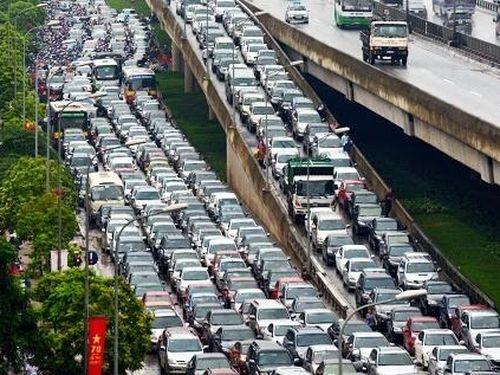 Hà Nội hướng tới mục tiêu không có người chết vì tai nạn giao thông