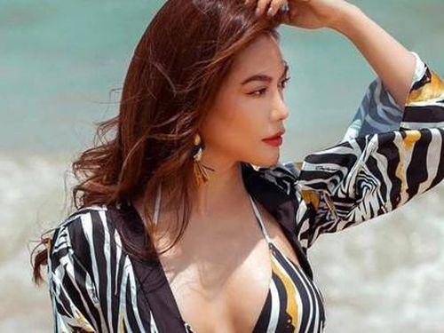 Vừa công khai tình trẻ Anh Dũng, Trương Ngọc Ánh diện bikini nóng bỏng gây 'sốt'