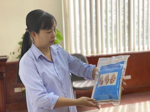 Lần đầu tiên Việt Nam có công nghệ sản xuất thức ăn công nghiệp cho ốc hương