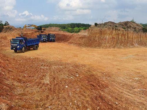 Toàn tỉnh có 186 mỏ khoáng sản các loại