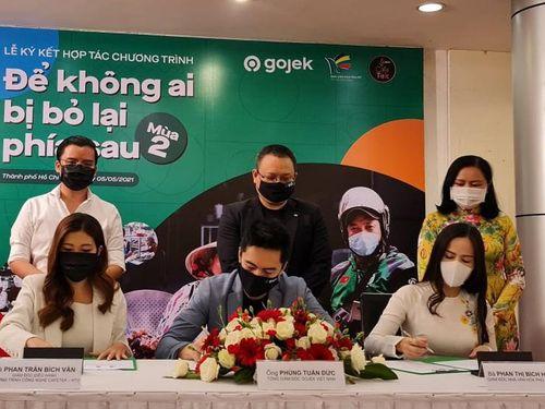 Gojek hỗ trợ người dân phát triển trong lĩnh vực ăn uống