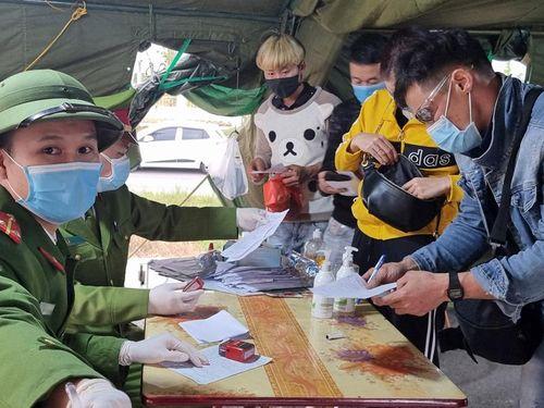 3 trường hợp nghi nhiễm ở TP Cẩm Phả đều âm tính lần 1 với virus SARS–CoV–2
