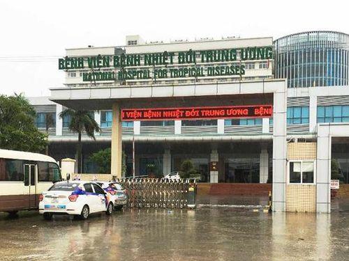 Hà Nội: Phong tỏa cơ sở Đông Anh của Bệnh viện Bệnh nhiệt đới Trung ương