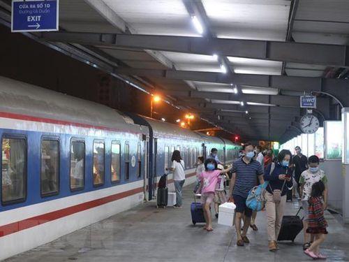 Tạm dừng chạy tàu Hà Nội-Yên Bái, Hà Nội-Hải Phòng do ảnh hưởng dịch