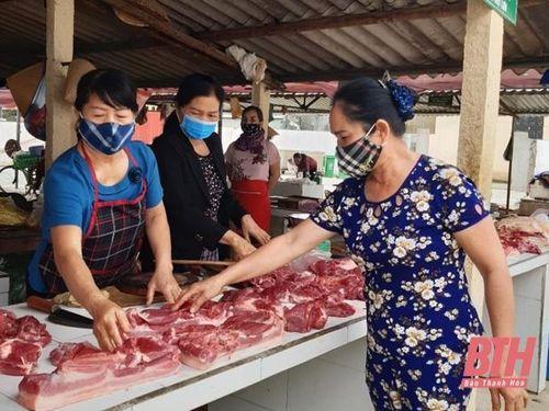 Thực hiện tiêu chí chợ kinh doanh APTP tại các xã, phường trên địa bàn