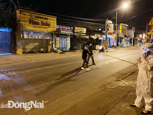 Đồng Nai phát hiện ca Covid-19 ở TP Long Khánh