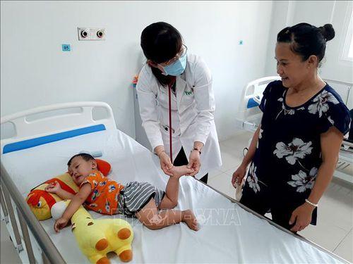 Xuất hiện các ca bệnh tay chân miệng dưới 4 tháng tuổi ở Long An