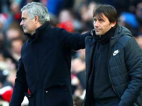 Antonio Conte nói gì sau khi AS Roma bổ nhiệm Jose Mourinho mùa tới?