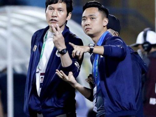 Đại gia V-League làm điều chưa từng có trước trận cầu sinh tử