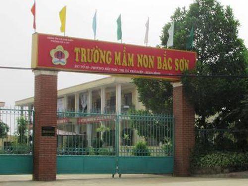 Cô giáo là F1, Ninh Bình cách ly 68 học sinh và giáo viên