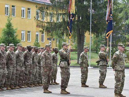 Mỹ hỗ trợ Ukraine gia nhập NATO giữa lúc căng thẳng với Nga