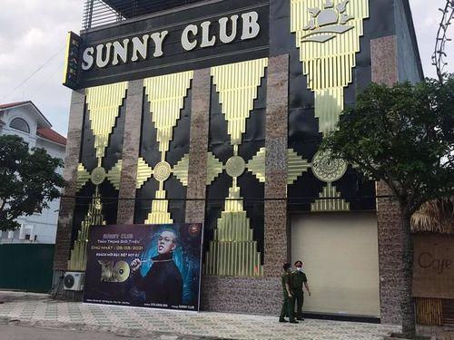 Vĩnh Phúc: Thu hồi giấy phép của quán bar, karaoke Sunny