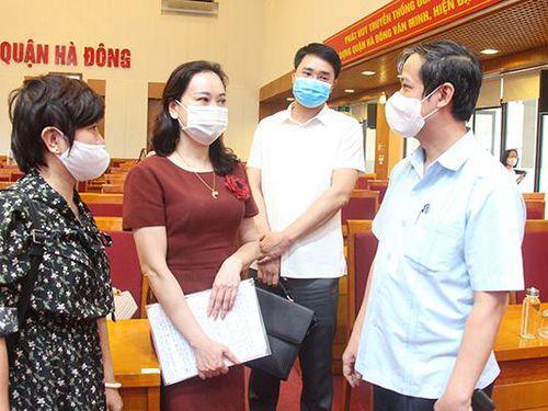 Bộ trưởng Nguyễn Kim Sơn trả lời 3 thắc mắc của cử tri Hà Nội
