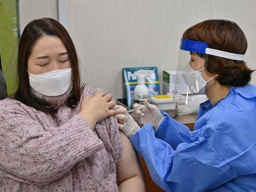 Hàn Quốc kỳ vọng sẽ có vaccine tự sản xuất trong nước vào năm 2022