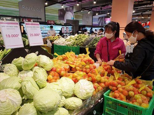 Giá thực phẩm ngày 7/5: Giá rau củ quả quay đầu giảm nhẹ