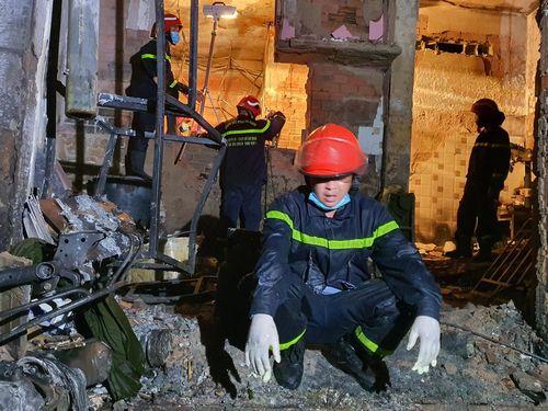 Lãnh đạo TP.HCM nói về vụ cháy 8 người chết