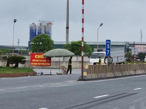 Hải Phòng: Đi chăm vợ ở Bệnh viện K cơ sở Tân Triều, người đàn ông mắc Covid-19