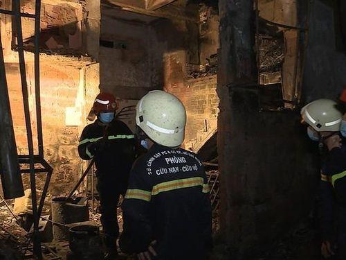 Lời khai của người duy nhất sống sót trong vụ cháy khiến 8 người tử vong