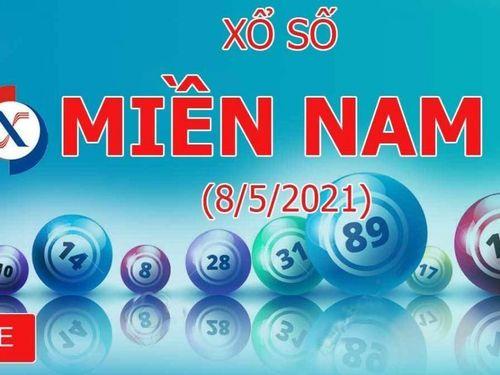 XSMN 8/5: Kết quả xổ số miền Nam hôm nay