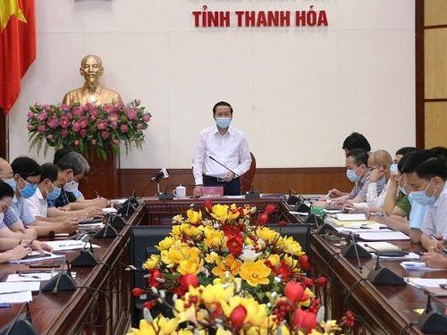 Chủ tịch UBND tỉnh Thanh Hóa Đỗ Minh Tuấn: Bình tĩnh, sáng suốt, chủ động, quyết liệt, với tinh thần 'chống dịch như chống giặc'