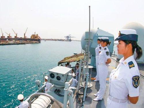 Tham vọng của Trung Quốc trên Ðại Tây Dương