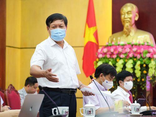 Thứ trưởng Bộ Y tế: Bắc Ninh phải tranh thủ từng phút, thần tốc truy vết