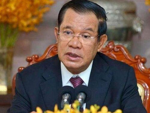 Thủ tướng Hun Sen kêu gọi người giàu không tranh cứu trợ của dân nghèo