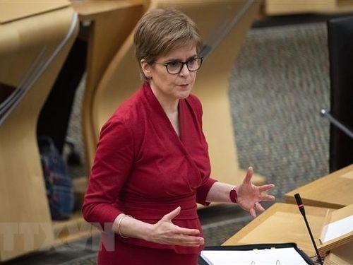 Thủ hiến Scotland cam kết thúc đẩy trưng cầu dân ý về nền độc lập