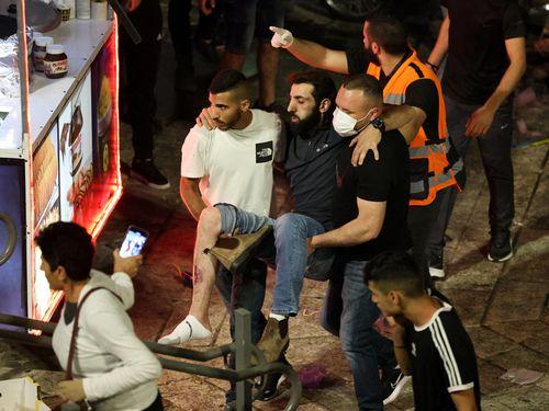 'Bộ Tứ' Trung Đông quan ngại về tình trạng bạo lực ở Jerusalem