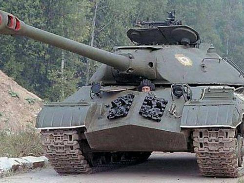 Báo Mỹ viết về siêu vũ khí trên bộ của Liên Xô - xe tăng hạng nặng IS-3
