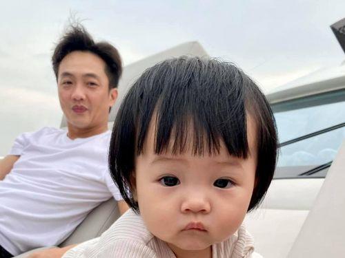 Bị con gái cho ra rìa, Đàm Thu Trang tức tốc 'hỏi tội' ông xã Cường Đô La