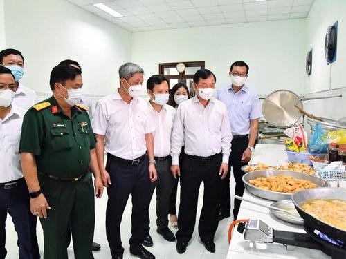 Tiền Giang ghi nhận 2 ca dương tính SARS-CoV-2 trong khu cách ly