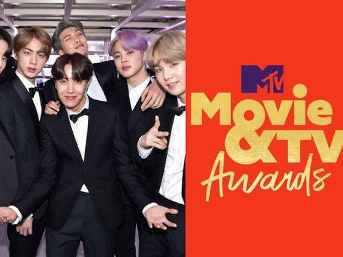 BTS được đề cử một giải thưởng điện ảnh và truyền hình MTV 2021
