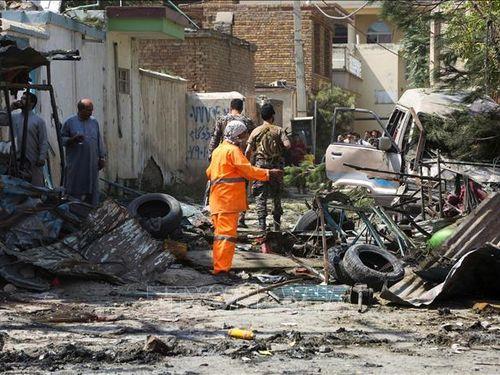 Afghanistan: 39 người thương vong trong vụ đánh bom nhằm vào xe buýt