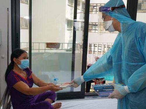 Cập nhật tình hình những bệnh nhân mới chuyển đến Bệnh viện Bạch Mai cơ sở 2