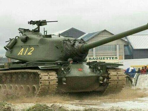 Siêu tăng hạng nặng Mỹ đối thủ xứng tầm của xe tăng IS-3 của Liên Xô