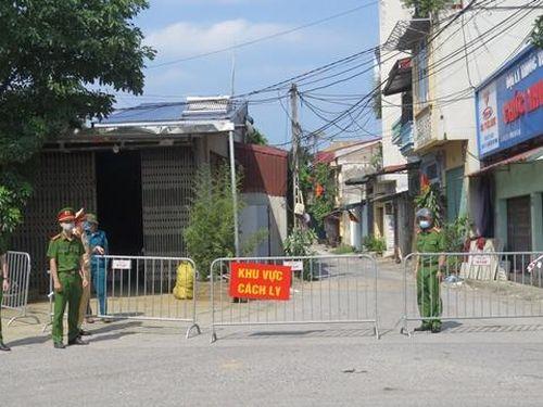Hà Nội: Huyện Thường Tín xem xét trách nhiệm trường hợp không khai báo y tế khiến dịch Covid-19 lây lan trong cộng đồng
