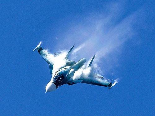 Tiêm kích Su-34 có thể được trang bị tên lửa siêu thanh Dagger