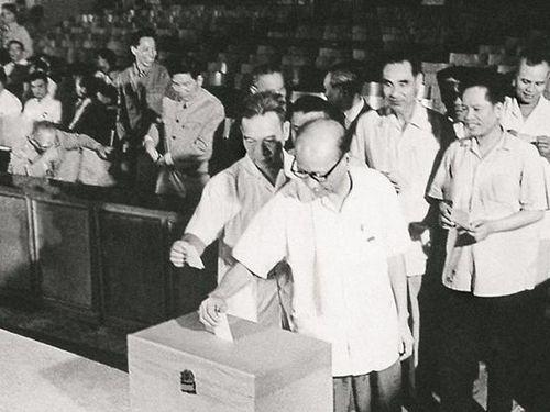 Quốc hội khóa II: Xây dựng xã hội chủ nghĩa và đấu tranh thống nhất nước nhà