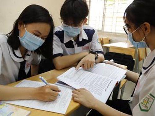 TP Hồ Chí Minh linh hoạt hình thức ôn tập cho học sinh
