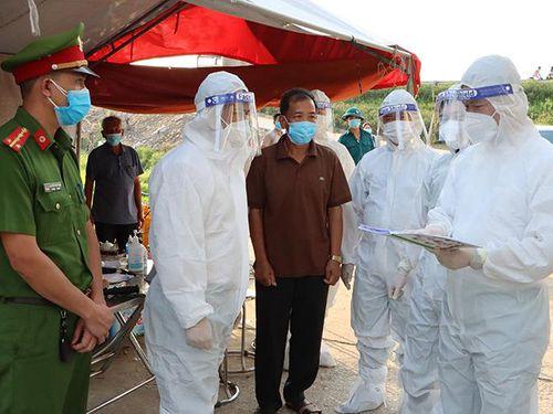 Bắc Ninh quyết tâm không để dịch lây lan diện rộng