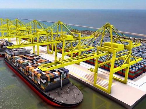 Khởi động dự án xây dựng hai bến container 3, 4 cảng Lạch Huyện