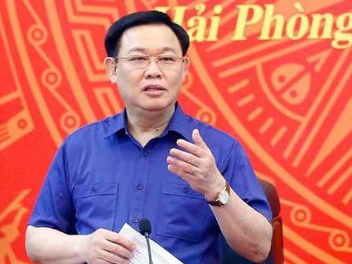 Chủ tịch Quốc hội Vương Đình Huệ: Không để nơi bầu cử thành nơi lây nhiễm dịch