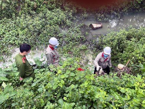 Quảng Ninh: Xử phạt một doanh nghiệp xả thải gây ô nhiễm môi trường