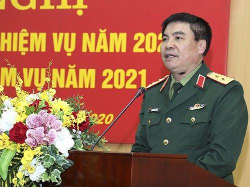 Trung tướng Phạm Đức Duyên giữ chức Chính ủy Quân khu 2, Bộ Quốc phòng
