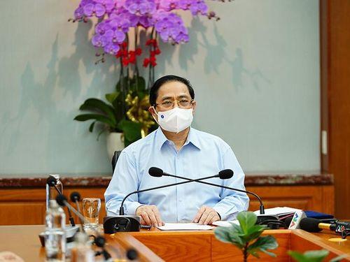 Thủ tướng Phạm Minh Chính thăm các bệnh viện trên địa bàn TP Hồ Chí Minh